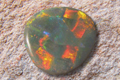 Image of item G7 of solid opals from online shop