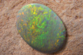 Image of item G8 of solid opals from online shop